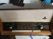 Nordmende Othello Tube Radio Valve Amplifier Working And Stunning West Germany