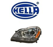 For Mercedes W164 Gl550 Headlight Assembly Bi-xenon Left Hella Oem 1648204959