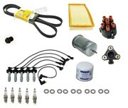 New For Volvo 850 95-97 Extended Tune Up Kit Filters Plugs Drain Plug Rotor Cap