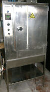 Euromedica Drying Furnace Model 565 90 All Stainlees Steel Construction