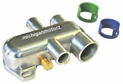 Stainless Steel Thermostat Housing - Mercruiser 18-1989 Replaces 861006a 87290a4