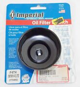 Oil Filter Cap Wrench Tool 65/67mm 14 Flutes Bmw Ducati Harley Davidson 17040c
