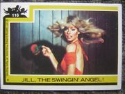 145 Assorted High Grade 1977 Topps Charlie's Angels Puzzle Back Cards