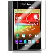 Skinomi Brushed Steel Full Body Tablet Cover+screen Protector For Lg Intuition