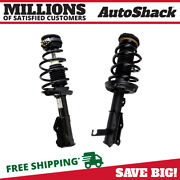 Front Complete Strut And Coil Spring Assembly Pair 2 For 2011-2015 Buick Lacrosse