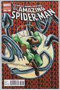 L4389 Amazing Spiderman 700, Mint Cond, Variant Cover