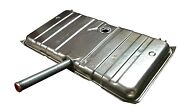 1970-1972 Nova Ventura Stainless Gas Fuel Tank For Cars Without Eec No Vents