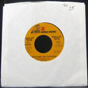 The Vogues - Earth Angel 7 Vg 0736 Vinyl 45 Usa 1969 Reprise Records