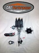 Small Cap Chevy Inline 6 Cylinder 235 Black Hei Distributor - Crt Performance