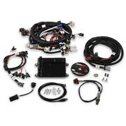 Holley Fuel Injection Electronic Control Unit 550-607 Chevy Ls-series