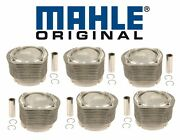 For Porsche 911 2.7l H6 1974-1977 Set Of 6 Engine Pistons And Cylinders With Rings