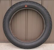 Vintage Antique 1920s 30and039s Nos Goodyear 34 X 5 Heavy Duty Truck Tire Fire Truck