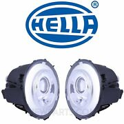 For Mercedes W463 Set Left And Right Xenon Headlight Inc. Bulbs And Control Units