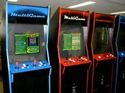 60 In One Cabaret Sized Coin Operated Arcade Game