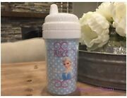 Frozen Personalized Sippy Cups Elsa Sippy Cups Baby Kids Toddler Cups