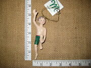 Boy Swimmer Can Opener Dive Christmas Tree Ornament Midwest Cbk