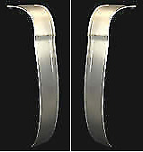 Studebaker C/k Coupe And Hawk 1953-1964 Front Fender Patch Set Left And Right