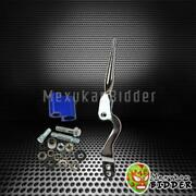 Blue Racing S/s Short Throw Shifter For 1995-1999 Mit Eclipse Gsx Gst Gs Dsm Rs