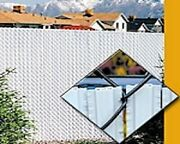 Privacy Winged Slats For 5and039 Chain Link Fence - Various Colors