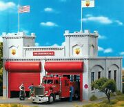 Piko Fire Deptartment Station No.6  G Scale Building Kit 62242 New In Box