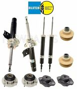 For Bmw E90 3-series Thru March 06 Front Struts And Rear Shock Absorbers Mount Kit