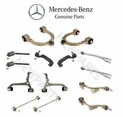 For Mb W211 4matic Suspen. Kit Control Arms Tie Rod Ends Sway Bar Links Genuine