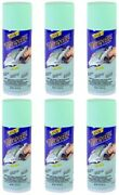 Performix Plasti Dip Muscle Car 11303 50and039s Aqua Rubber Spray 6 Pack