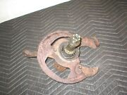 1982-92 Camaro Firebird Steering Front Spindle + Bearings Knuckle Drivers Left