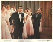 You're Never Too Young Original 1955 Lobby Still Photo Dean Martin/jerry Lewis