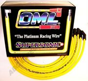 Corolla 1.6l 4afe 93-97 High Performance 10 Mm Yellow Spark Plug Wire Set 23009y