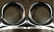 Chevrolet Headlight Front Section Panel Set Left And Right 1956 Schott