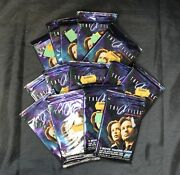 Lot Of 14 1998 Topps The X-files Xfiles Movie Sealed Packs
