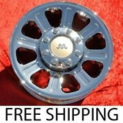 Set Of 4 Chrome 18 Ford F-250 F-350 Sd King Ranch Edition Oem Wheels Rims 3604