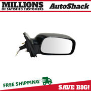 Side View Mirror Power Paint To Match Passenger For 2003-2008 Toyota Corolla