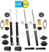 For Bmw E30 3-series Sport Shocks And Struts Mounts Bump Stop Bellow Gaskets Kit