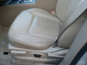 2007 Ford Edge Tan Leather Frontleft And Right And Back Seat Center Console