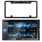 Jvc Kw-v250bt 6.2 Touchscreen Dvd Cd Bluetooth Stereo Rearview Backup Camera