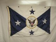 Flag1031 Us Navy Vice Chief Of Naval Operations Eligible For Command At Sea W11e