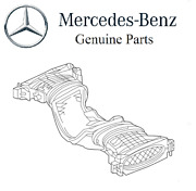 For Mercedes X166 W221 Ml350 Air Intake Line Assembly-to Turbocharger Genuine