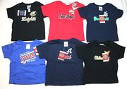 Set Of 6 Toddler Milb T-shirts 2t 3t 4t Knights Sea Dogs Cubs Aces Chihuahuas
