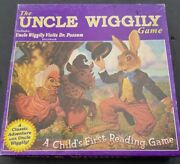 Uncle Wiggly Wiggily Childs Classic Rabbit Book Board Game Parts