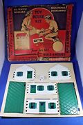 Plasticville - O-o27 - Hp-8 Toy House Kit Cape Cod - Rare - Hard-to-find Box