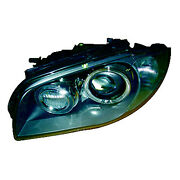 Replacement Headlight For 1 Series M 128i 135i Driver Side Bm2518126