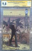 Walking Dead Skybound 5th Anniv 1_cgc 9.8 Ss_signed Andrew Lincoln Rick Rare
