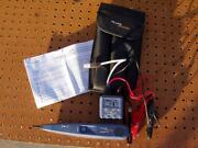 Fluke Networks Pro 3000 Toner And Probe Kit With Soft Case Instructions Exc Cond