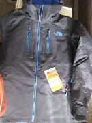 New Nwt 249 The Sumner Tri Climate Menand039s Jacket Size L Tnf Black