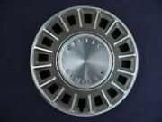 1968 Ford Mustang Fastback Convertible Coupe Hubcaps For12