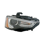 Replacement Headlight Assembly For Audi Passenger Side Au2503181