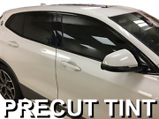 Carbon Film Precut Tint All Sides And Rear Window Tint Kit For Bmw