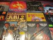Jimi Hendrix 16 Limited Edition Titles All Numbered 1st Edition 180 Gram Issues